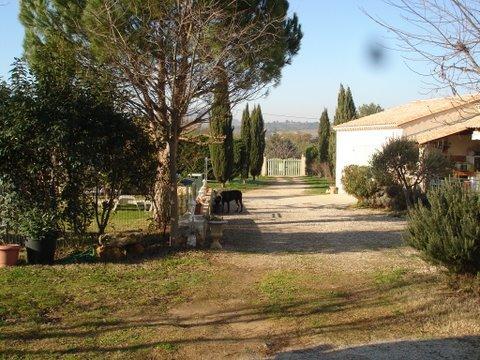 villa avec piscine et dependances Vernègues